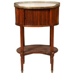 Louis XVI Style Table De Chevet