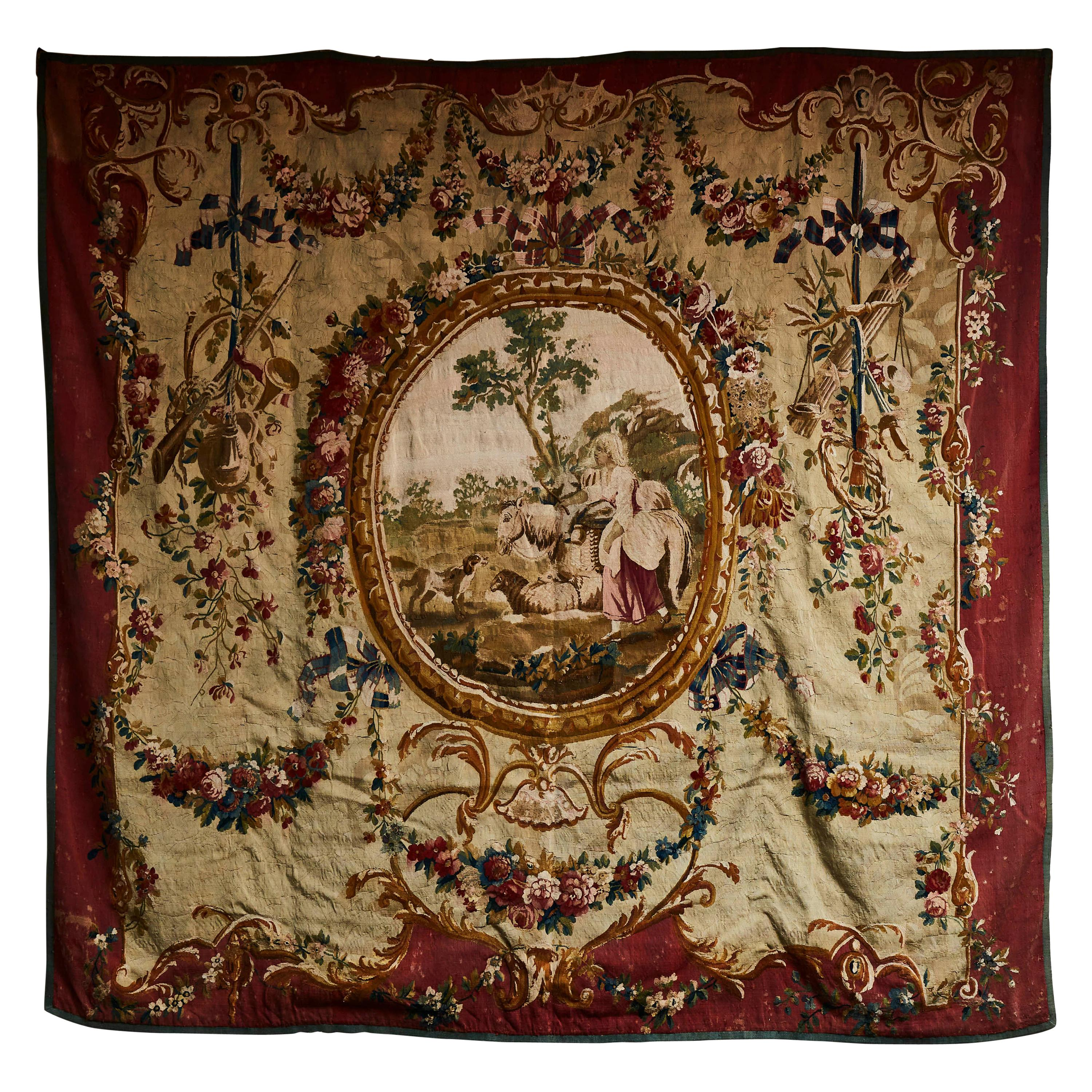 Louis XVI Tapestry at Cost Price