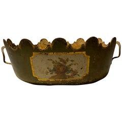 "Louis XVI Tole Monteith ""Verriere"""