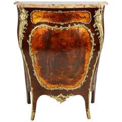 Louis XVI Verni Martin Side Cabinet