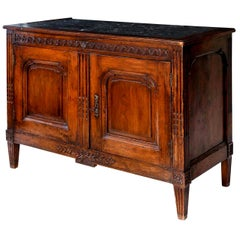 Louis XVI Walnut Buffet