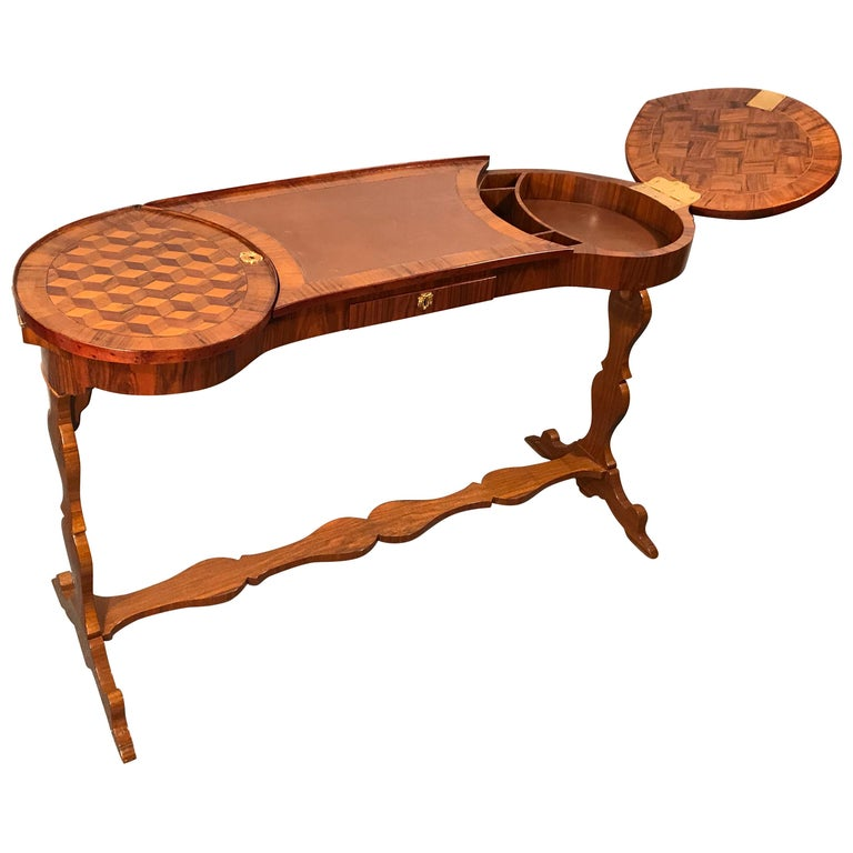Louis XVI Working Table, France, 1780 For Sale