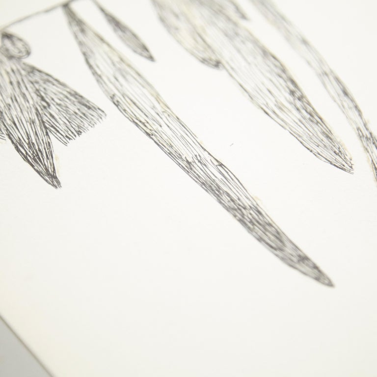 Paper Louise Bourgeois Lithography