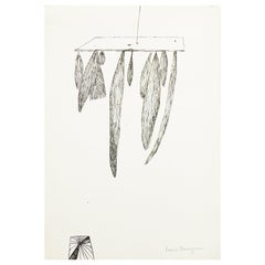 Louise Bourgeois Lithography