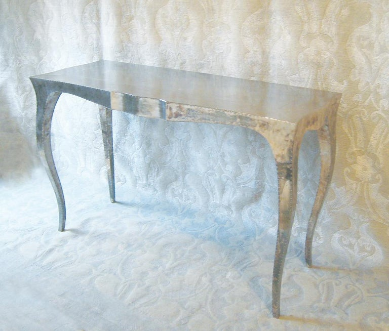 Louise Console Table by Paul Mathieu for Stephanie Odegard For Sale 2