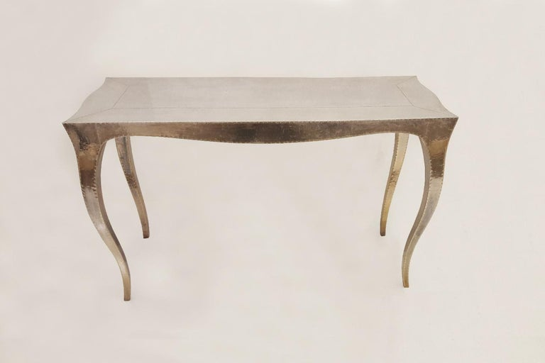 Contemporary Louise Console Table by Paul Mathieu for Stephanie Odegard For Sale