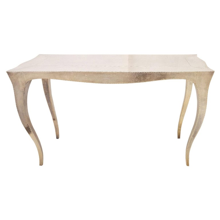 Louise Console Table by Paul Mathieu for Stephanie Odegard For Sale