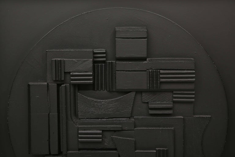 American Louise Nevelson
