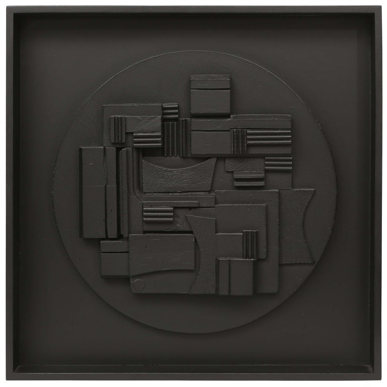 """Louise Nevelson """"Full Moon"""" For Sale"""