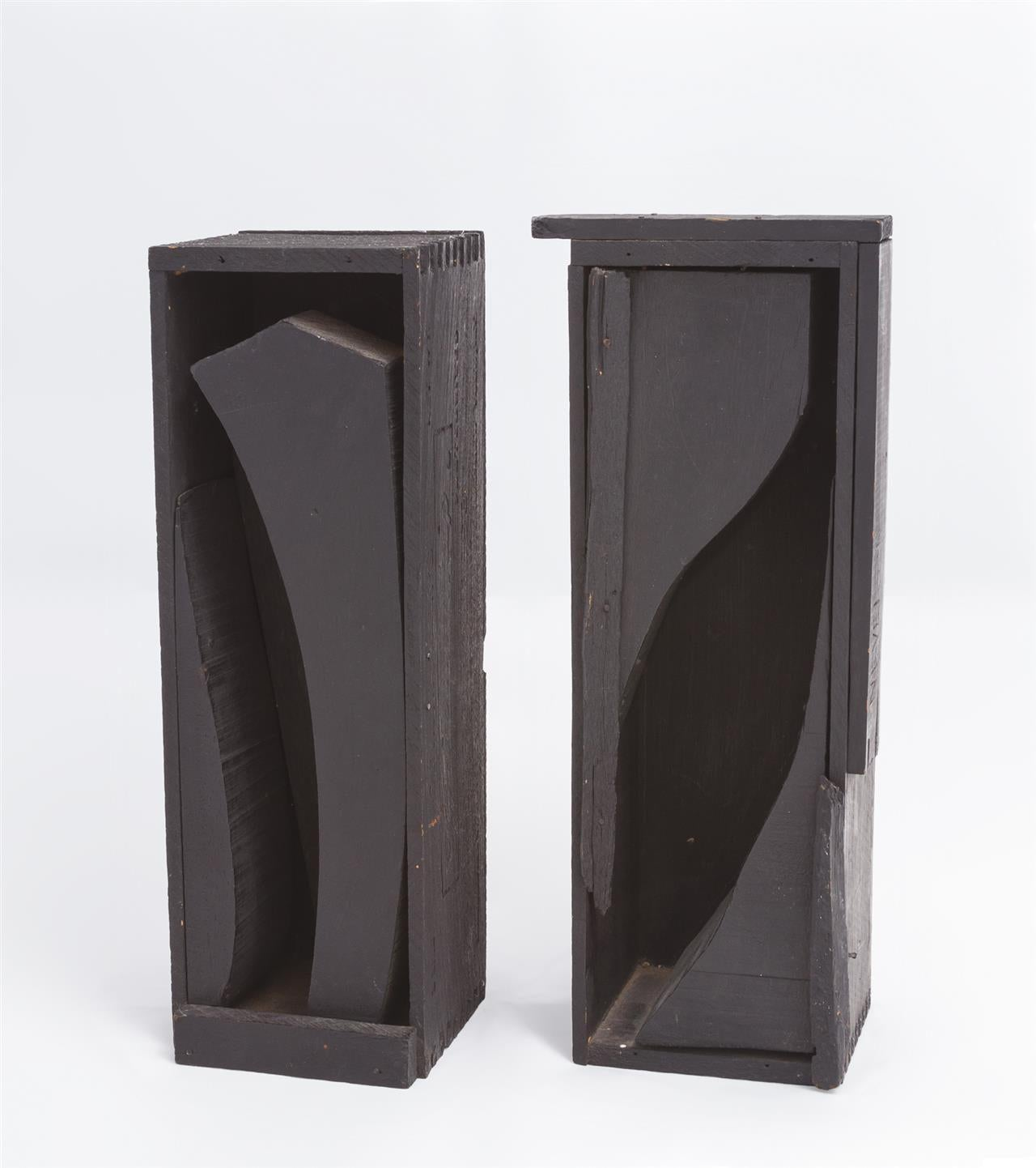 Sculpture - In Two Parts