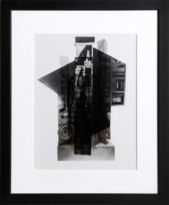 Facades 2, Abstract Print by Louise Nevelson