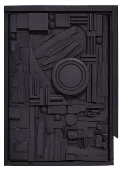 Louise Nevelson, City-Sunscape, 1979