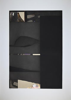 Untitled - Original Etching by Louise Nevelson - 1973