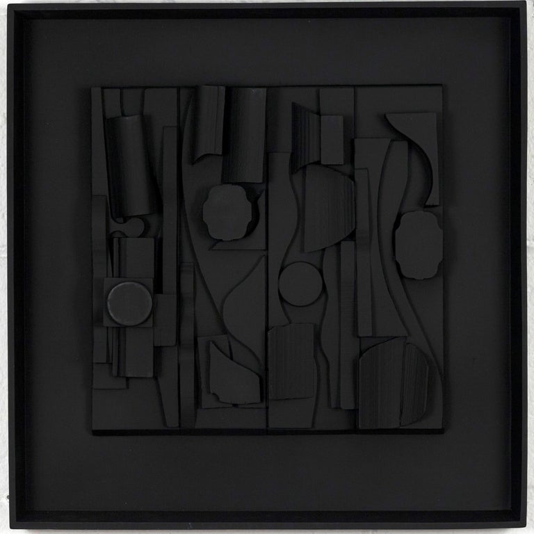Louise Nevelson's work has had an undeniable influence on a host of significant artists including Tony Cragg and Louise Bourgeois.   Over the last few years there has been tremendous momentum in the renewed interest and appreciation of her work. In