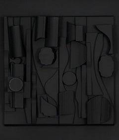 "Louise Nevelson ""Symphony Three"" Sculpture"
