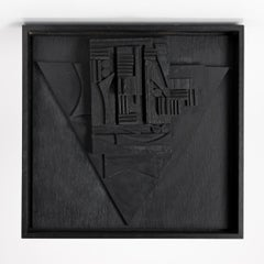 The Louise Nevelson Sculpture for the American Book Award
