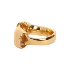 Louise Olsen 24K Gold-Plate Small Wrap Ring