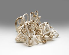 Ceramic Abstract Sculptures
