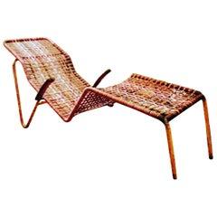 Lounge Armchai Mid-Century Modern