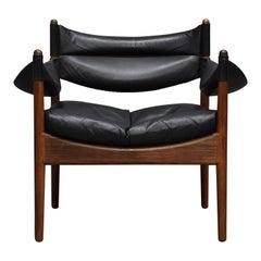 Lounge Armchair by Kristian Vedel for Willadsen Møbelfabrik, Denmark, 1960s