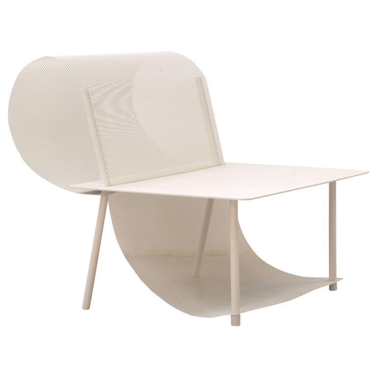 Lounge Chair 001, by Guilherme Wentz, Brazilian Contemporary Design For Sale