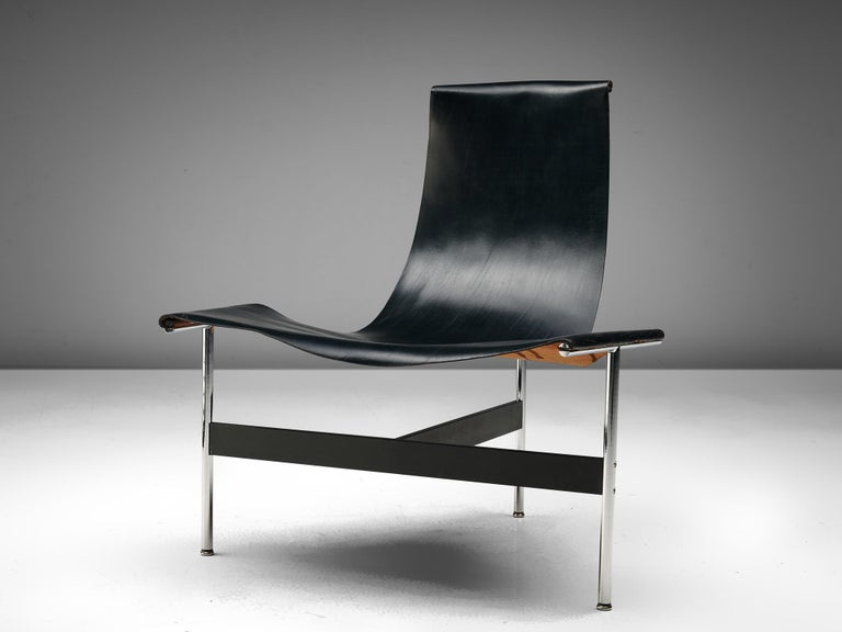 Mid-Century Modern Lounge Chair '3LC' by Katavolos, Littell, & Kelley for Laverne International For Sale