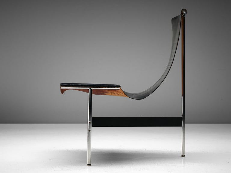 American Lounge Chair '3LC' by Katavolos, Littell, & Kelley for Laverne International For Sale