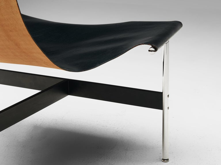 Mid-20th Century Lounge Chair '3LC' by Katavolos, Littell, & Kelley for Laverne International For Sale