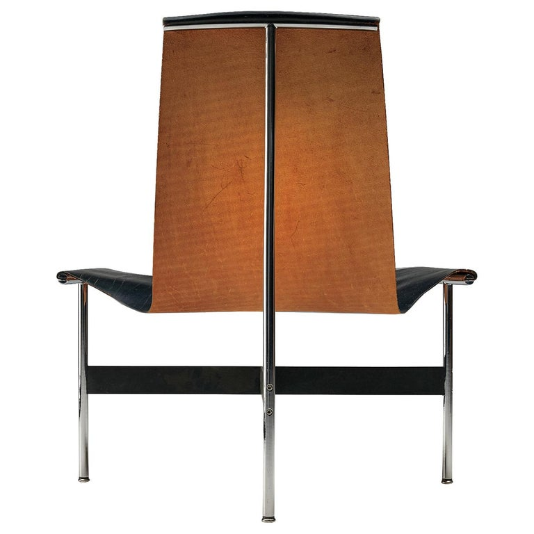 Lounge Chair '3LC' by Katavolos, Littell, & Kelley for Laverne International For Sale