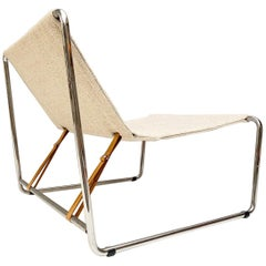 "Lounge Chair ""Apollo"" by Claude Courtecuisse for Steiner"