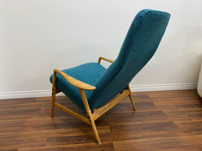 American Lounge Chair by Alf Svensson for DUX For Sale