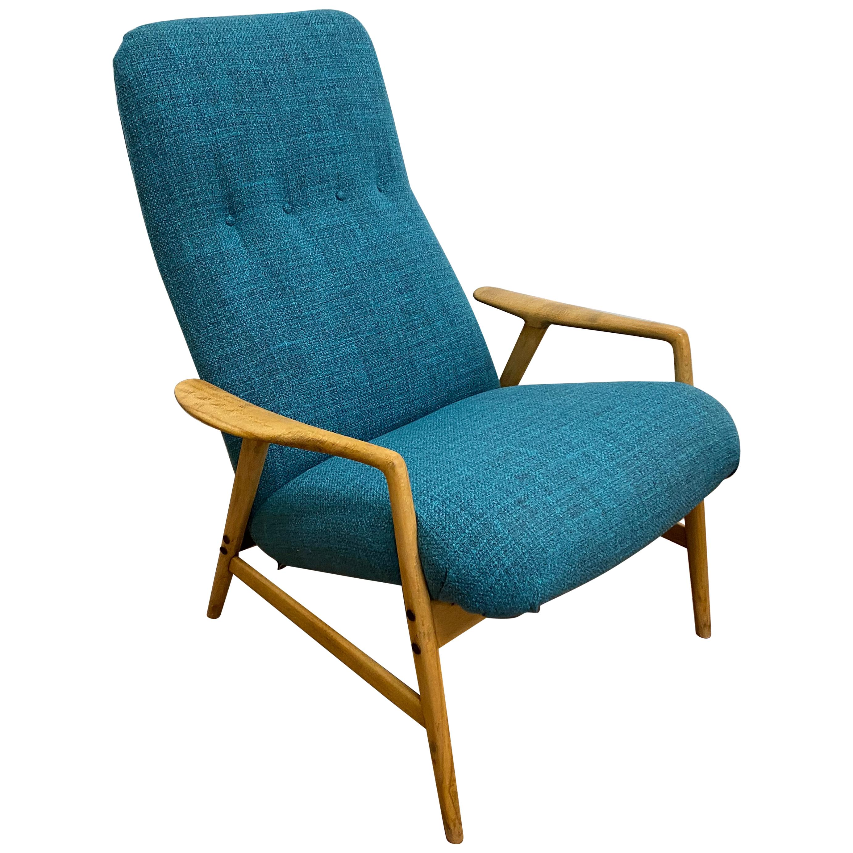 Lounge Chair by Alf Svensson for DUX