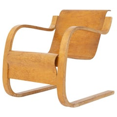 Lounge Chair by Alvar Aalto