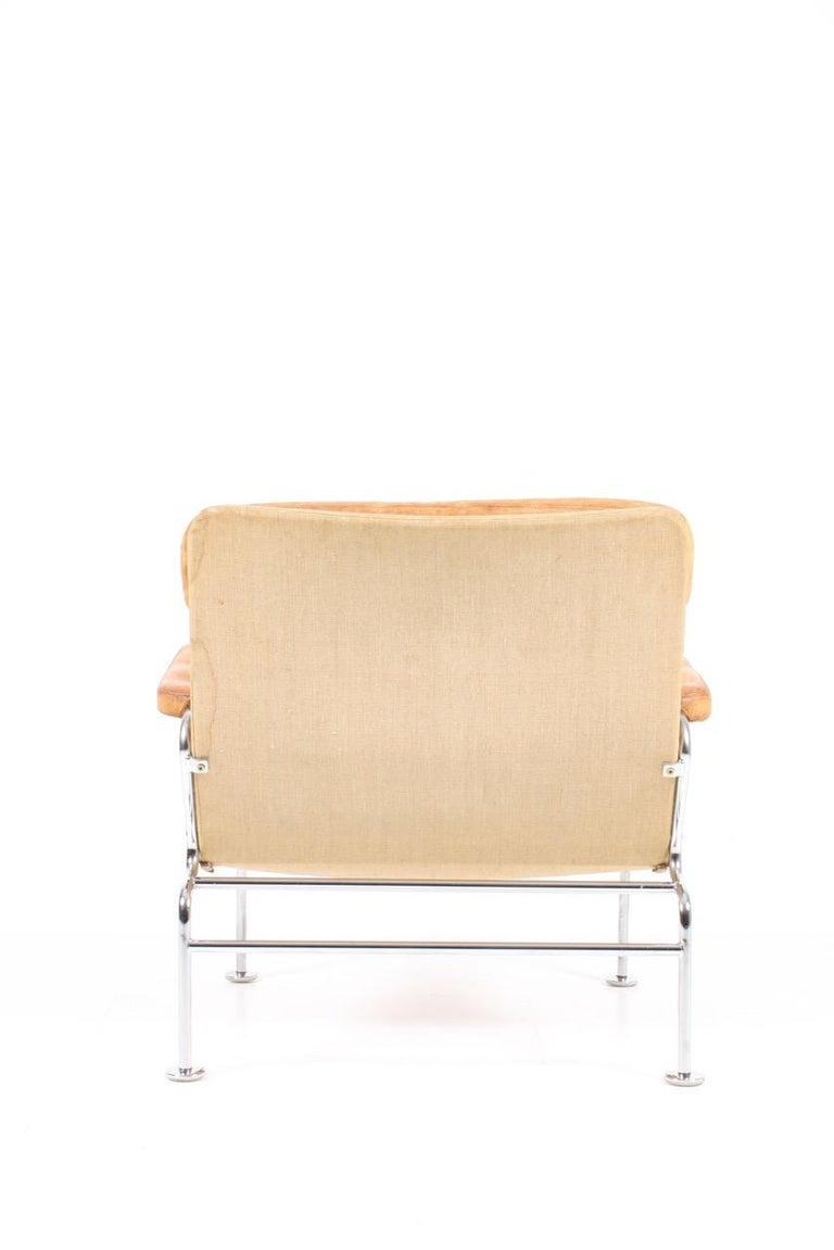 Lounge Chair by Bruno Mathsson For Sale 2