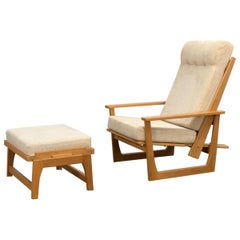 Lounge Chair by Charles Webb