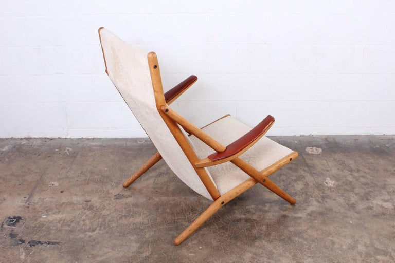 Lounge Chair by Ditte and Adrian Heath for Soren Horn For Sale 7