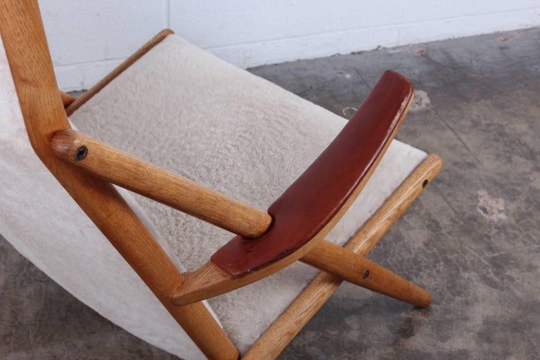 Lounge Chair by Ditte and Adrian Heath for Soren Horn For Sale 8