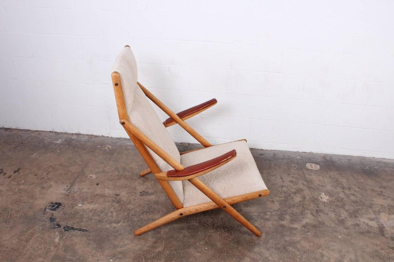 Lounge Chair by Ditte and Adrian Heath for Soren Horn For Sale 10