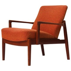 Lounge Chair by Edward and Tove Kindt-Larsen