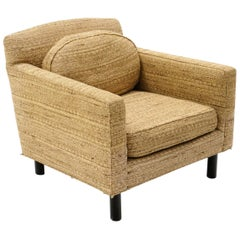 Lounge Chair by Edward Wormley for Dunbar Priced to Sell as is for Re-Upholstery