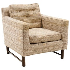 Lounge Chair by Edward Wormley for Dunbar, Priced to Sell for Re-Upholstery