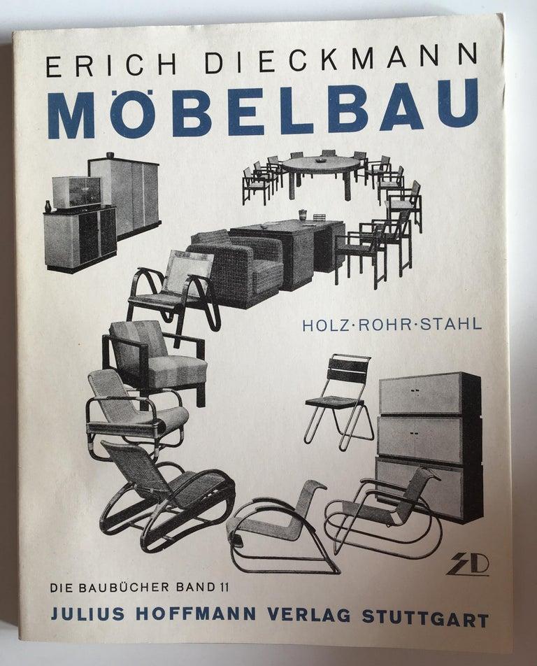 Lounge Chair by Erich Dieckmann For Sale 8