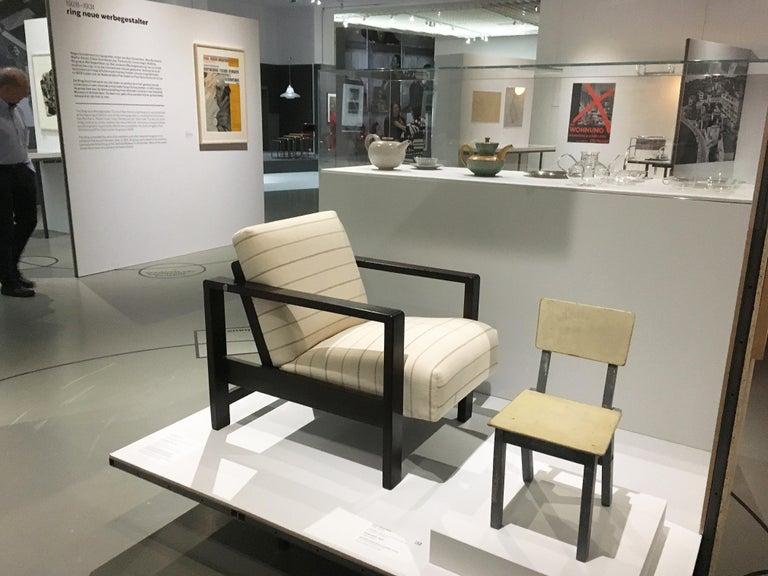 Lounge Chair by Erich Dieckmann For Sale 11