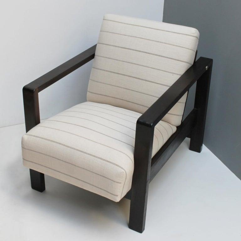 Bauhaus Lounge Chair by Erich Dieckmann For Sale