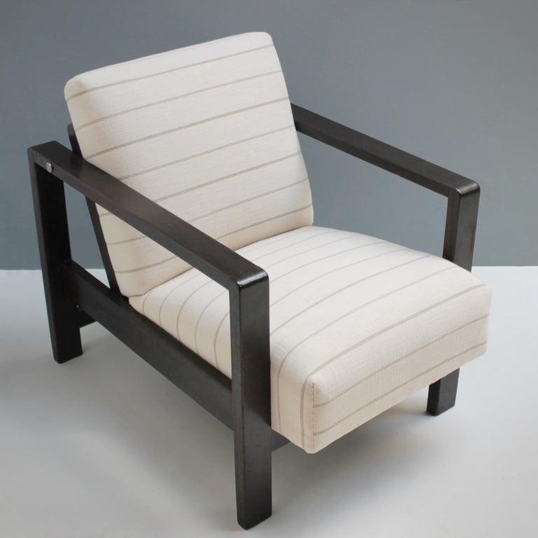 German Lounge Chair by Erich Dieckmann For Sale