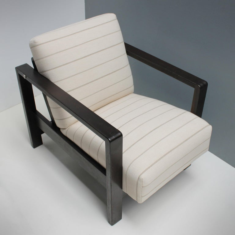 Lounge Chair by Erich Dieckmann In Good Condition For Sale In JM Haarlem, NL