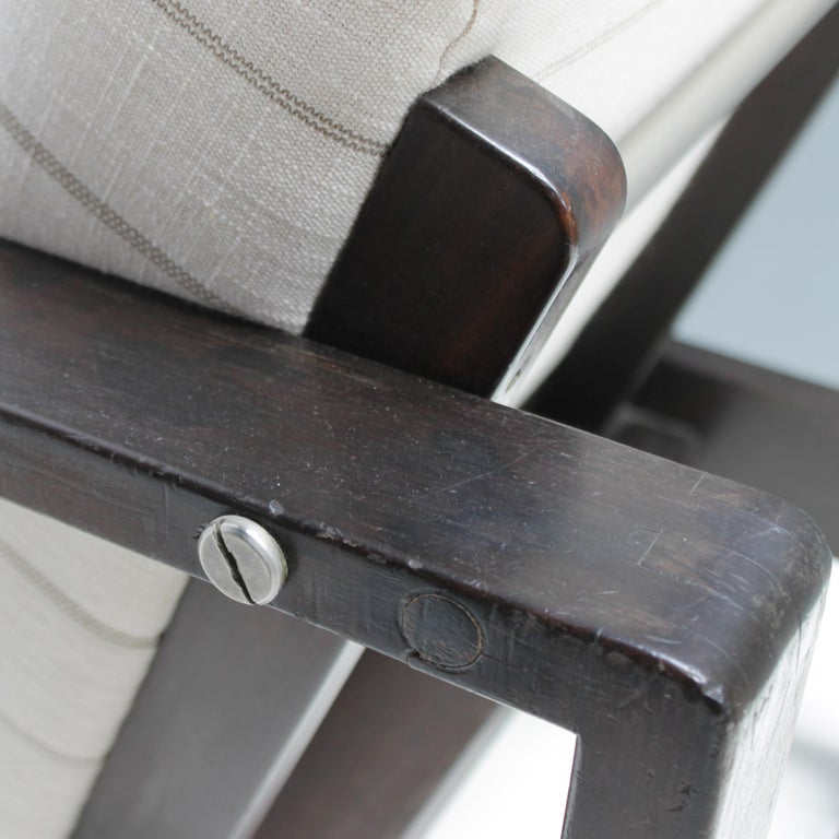 Lounge Chair by Erich Dieckmann For Sale 1