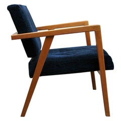 Lounge Chair by Franco Albini for Knoll, circa 1952