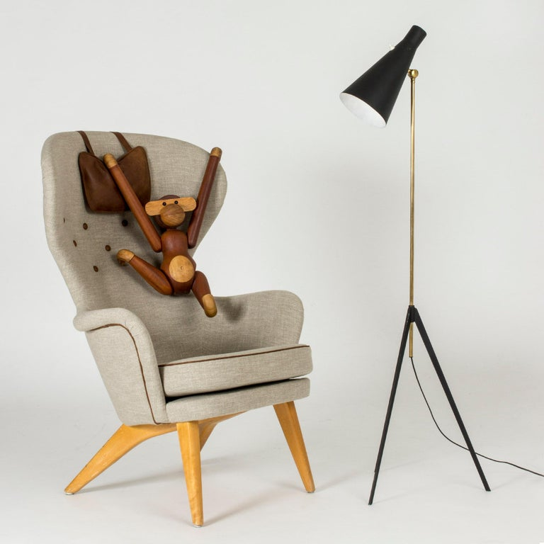 Lounge Chair by Gustaf Hiort af Ornäs For Sale 3