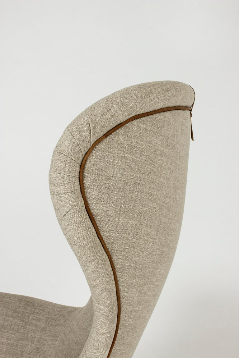 Lounge Chair by Gustaf Hiort af Ornäs For Sale 1